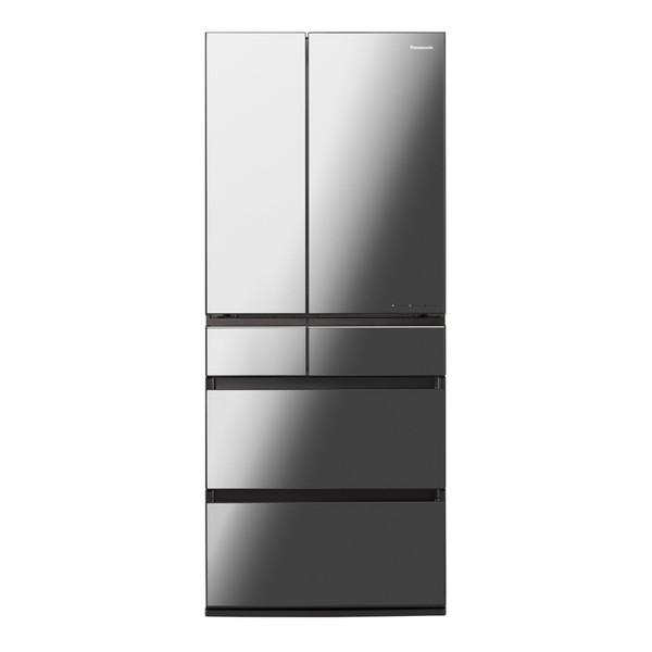 【送料無料】PANASONIC NR-F655WPX-X オニキスミラー [冷蔵庫(650L・フレンチドア)] 【代引き・後払い決済不可】【離島配送不可】