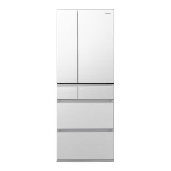 【送料無料】PANASONIC NR-F605WPX-W フロスティロイヤルホワイト [冷蔵庫(600L・フレンチドア)] 【代引き・後払い決済不可】【離島配送不可】