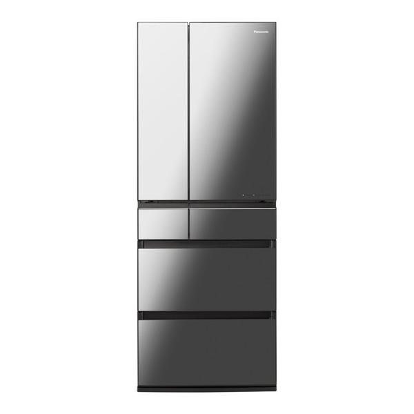 【送料無料】PANASONIC NR-F555WPX-X オニキスミラー [冷蔵庫(550L・フレンチドア)] 【代引き・後払い決済不可】【離島配送不可】
