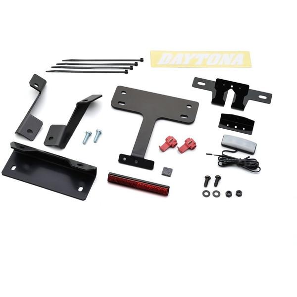 デイトナ D98606 [フェンダーレスキット(車検対応LEDライセンスランプ付き) CB400SF/SB用]