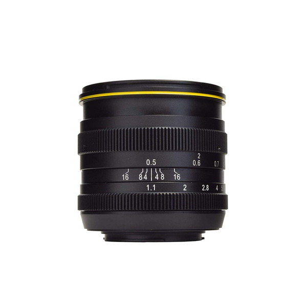 KAMLAN FS50mm F1.1 MFT [単焦点レンズ (マイクロフォーサーズマウント)]