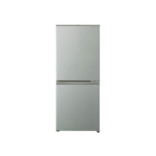 【送料無料】AQUA AQR-13H ブラッシュシルバー [冷蔵庫(126L・右開き)]