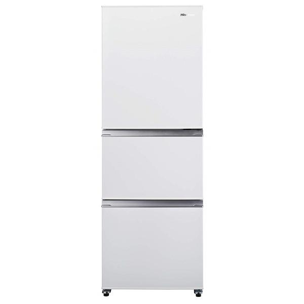 【送料無料】Hisense HR-D2801W ホワイト [冷蔵庫 (282L・右開き)]【代引き・後払い決済不可】