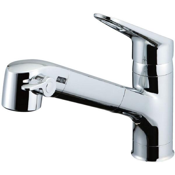 【送料無料】LIXIL JF-AB466SYX(JW) INAX [キッチン用浄水器内蔵型シングルレバー混合水栓]