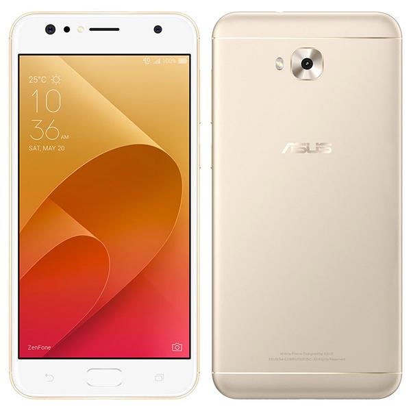 【送料無料】ASUS ZD553KL-GD64S4 サンライトゴールド ZenFone 4 Selfie [SIMフリースマートフォン]
