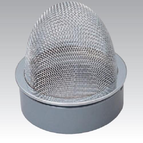 ソケット部がABS樹脂ですので 塩ビパイプが接着出来ます 激安セール アウス D-3BQ-PU 山形防虫目皿 65 VP VU兼用 送料込