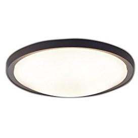 PANASONIC LGBZ5165 ダークブラウン [洋風LEDシーリングライト (~18畳/調色・調光) リモコン付き サークルタイプ]]