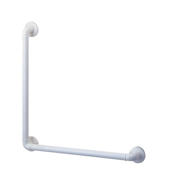 三栄水栓製作所 W5792L-600X600 [L型ニギリバー(手すり) 600×600mm]