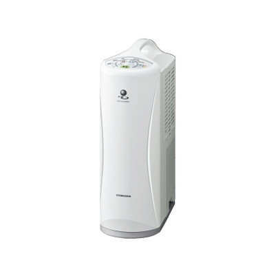 コロナ CD-S6319(W) ホワイト [衣類乾燥除湿機(木造~7畳/コンクリ~14畳まで)]