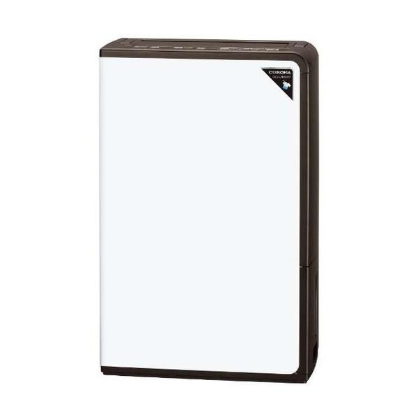 コロナ CD-H1819(TU) アーバンブラウン [衣類乾燥除湿機(木造~20畳/コンクリ~40畳まで)]