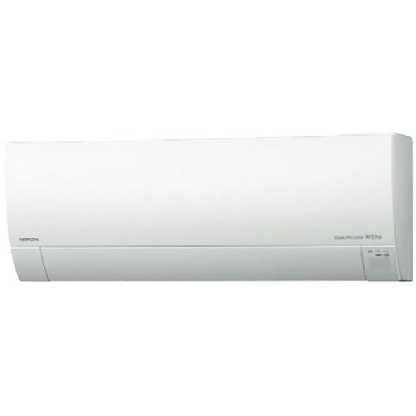 【送料無料】日立 RAS-MJ25J(W) スターホワイト ステンレス・クリーン 白くまくん [エアコン(主に8畳用)]
