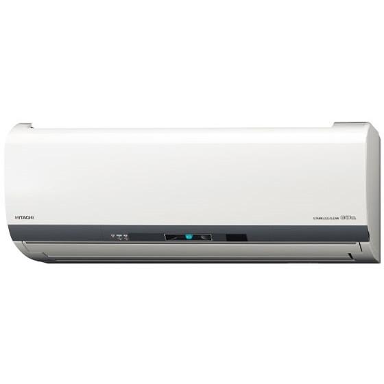 日立 RAS-EL56J2(W) スターホワイト ステンレス・クリーン 白くまくん [エアコン(主に18畳用・200V対応)]