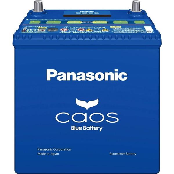 PANASONIC N-Q100R/A3 カオス [アイドリングストップ車対応 高性能バッテリー]