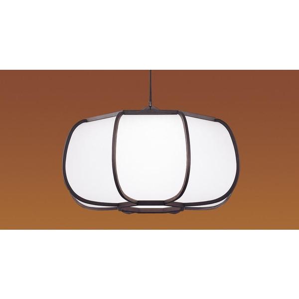 PANASONIC LGBZ6219 [LEDペンダントライト (~8畳 LED(昼光色~電球色) 吊下型 下面一部開放・引掛シーリング方式 リモコン調光・リモコン調色)]
