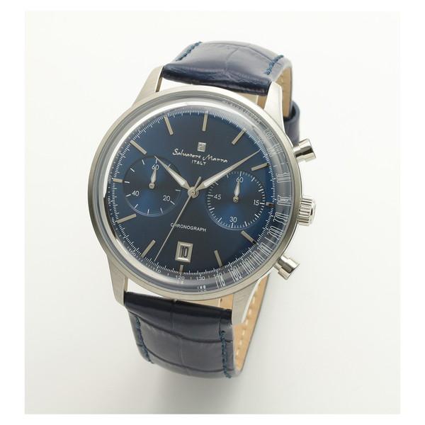 Salvatore Marra SM19106-SSBL [クオーツ腕時計(メンズ)]
