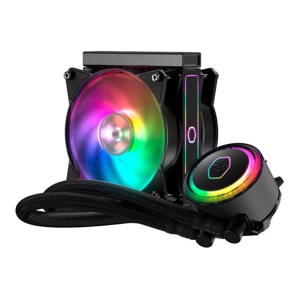 CoolerMaster MLX-S12M-A20PC-R1 MasterLiquid ML120RS RGB [CPUクーラー]