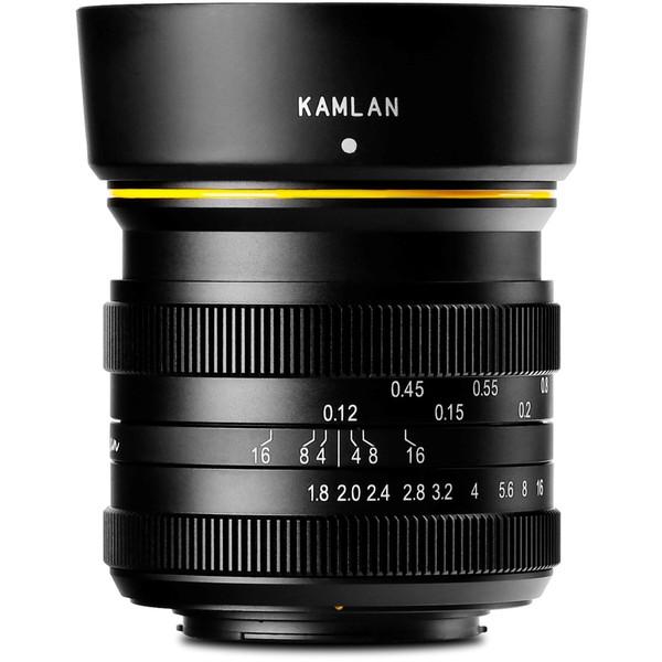 KAMLAN 21mm F1.8(Canon-M) [交換レンズ(キャノンEF-Mマウント)]