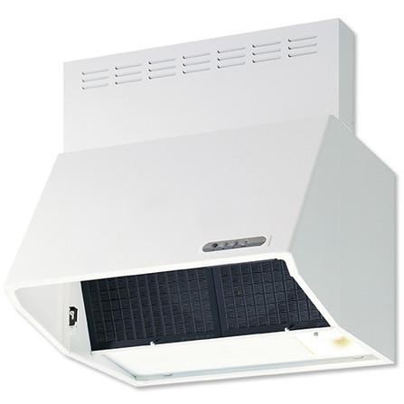 スタンダードタイプのBDRシリーズ 富士工業 アウトレット BDR-3HL-751W 高品質新品 ホワイト レンジフードファン 深型 75cm幅
