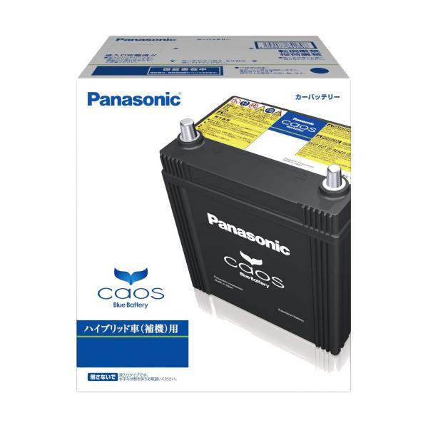 PANASONIC N-S55B24R/HV カオス [ハイブリッド車(補機)用バッテリー]