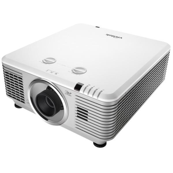 VIVITEK DU7195Z-WH [高輝度レーザープロジェクター(8000lm)]【同梱配送不可】【代引き・後払い決済不可】【沖縄・離島配送不可】
