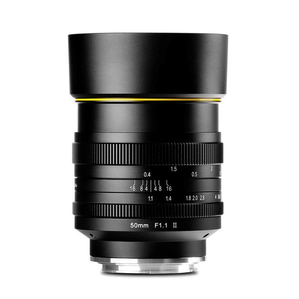 KAMLAN 50mmF1.1II (EOS-M) [カメラ用交換レンズ]