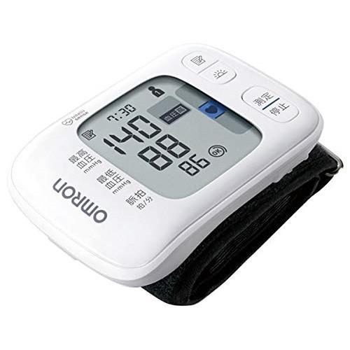 OMRON HEM-6235 ホワイト [手首式血圧計]
