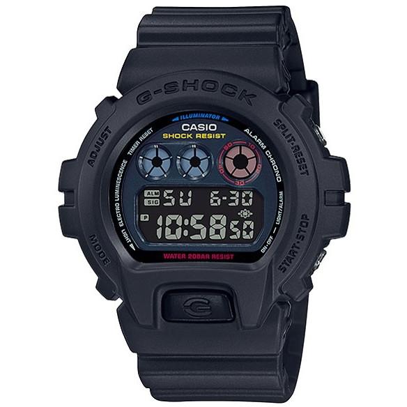 CASIO(カシオ) DW-6900BMC-1JF ブラック G-SHOCK Black×Neon [クォーツ腕時計 (メンズウォッチ)]