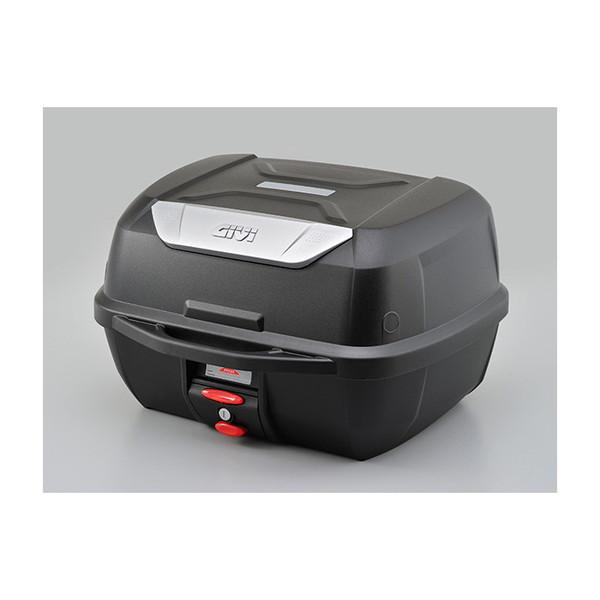 デイトナ D95339 未塗装ブラック [GIVI E43NTLD モノロックケース(43L)]