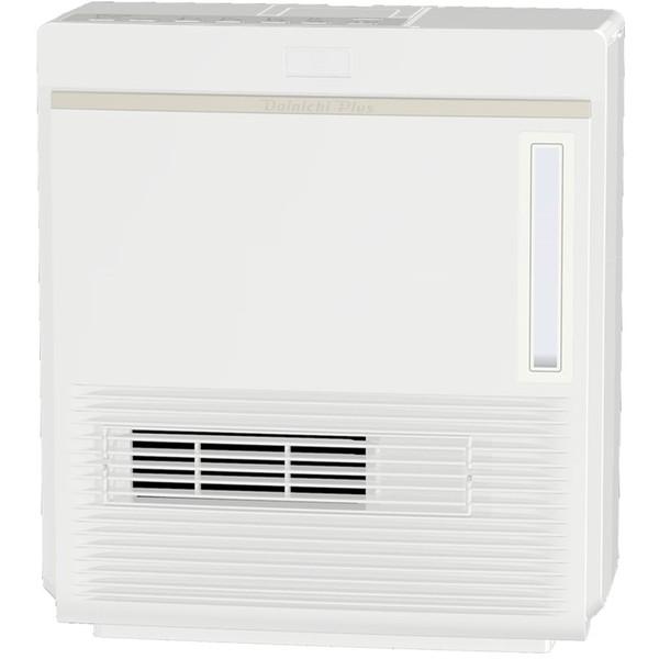 DAINICHI EFH-1218D-W ホワイト [加湿セラミックファンヒーター(木造6畳/コンクリ8畳まで)]