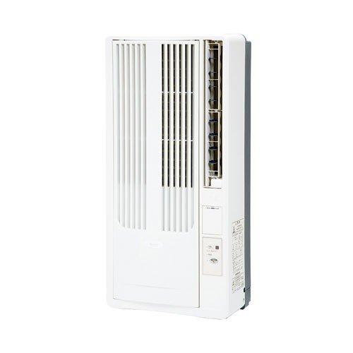 【送料無料】コイズミ KAW1984 ホワイト [窓用エアコン(主に4.5~8畳用・冷房専用)]