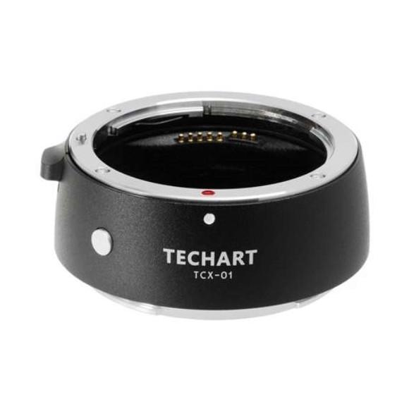 TECHART TCX-01 [電子アダプター(キヤノンEFマウント)]