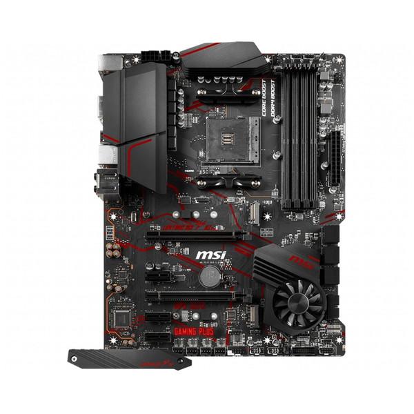 MSI MPG X570 GAMING PLUS [マザーボード(ATX対応)]