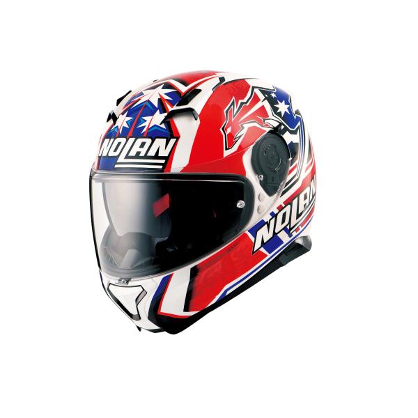 デイトナ D99299 NOLAN N87 ジェミニレプリカ ストーナーホワイト/79 XL [フルフェイスヘルメット]