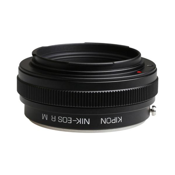 KIPON NIKON-EOS R M /with helicoid [マウントアダプター(レンズ側:ニコンF/ボディ側:キヤノンRF)]