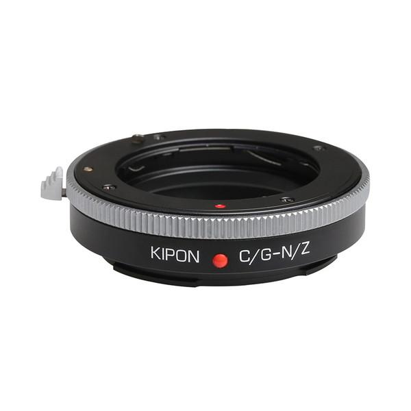 KIPON Contax G-NIK Z [マウントアダプター(レンズ側:コンタックスG/ボディ側:ニコンZ)]