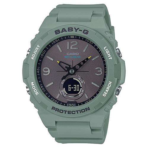 CASIO(カシオ) BGA-260-3AJF グリーン Baby-G [クォーツ腕時計(レディースウォッチ)]