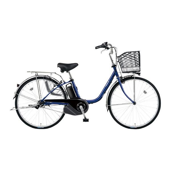 PANASONIC BE-ELSX632-V Pファインブルー ビビ・SX [電動アシスト自転車(26インチ・内装3段)]【同梱配送不可】【代引き・後払い決済不可】【本州以外配送不可】