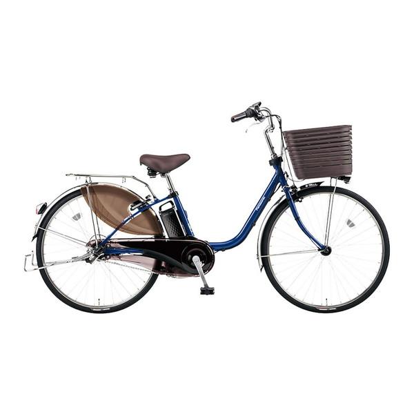 PANASONIC BE-ELD636-V2 Pファインブルー ビビ・DX [電動アシスト自転車(26インチ・内装3段)]【同梱配送不可】【代引き・後払い決済不可】【本州以外配送不可】