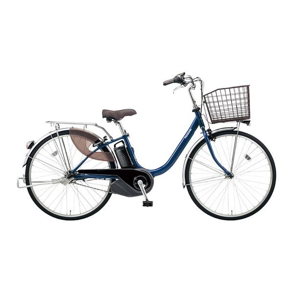 PANASONIC BE-ELL432-V2 ファインブルー ビビ・L [電動アシスト自転車(24インチ・内装3段)] メーカー直送