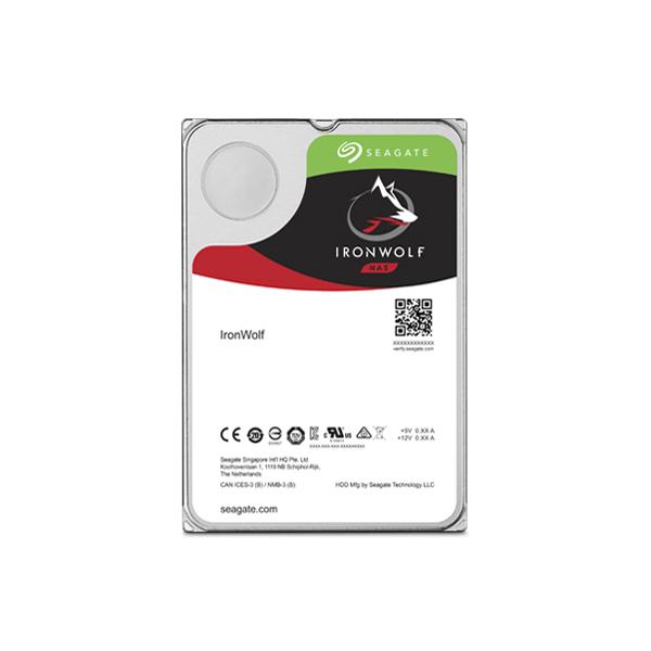 Seagate ST8000VN004 IronWolf [3.5インチ 内蔵ハードディスク (8TB)]