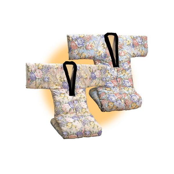裏にフリースを使用 軽くて暖かい かいまき布団 ファミリー ライフ 衿カバー付 爆買い送料無料 遠赤綿入り ピンク 03749 営業 2色組 裏フリース ブルー メーカー直送