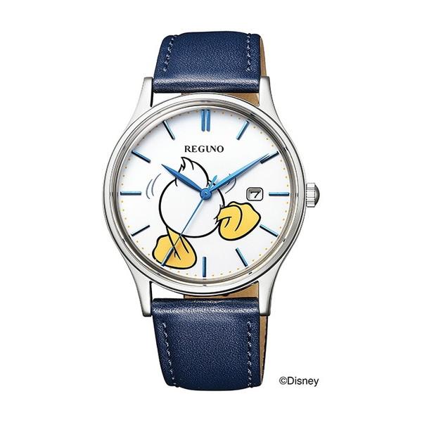 CITIZEN(シチズン) KH2-910-10 レグノ Disneyコレクション 「ドナルドダック」モデル [ソーラー電波腕時計]