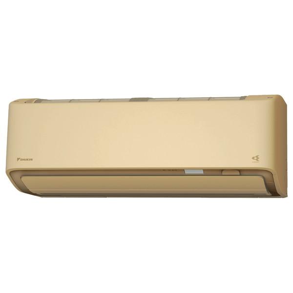 豪華で新しい S90XTAXV-C DAIKIN [エアコン(主に29畳用・単相200V)] ベージュ AXシリーズ-季節・空調家電
