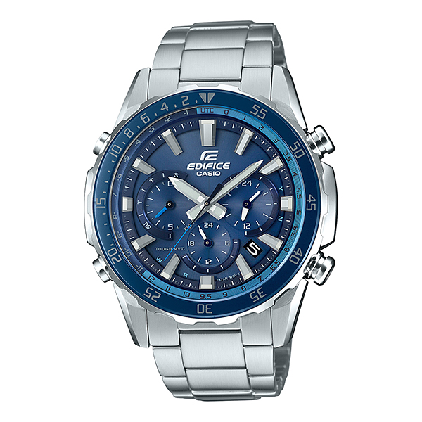 CASIO(カシオ) EQW-T670DB-2AJF エディフィス [ソーラー充電腕時計(メンズ)]