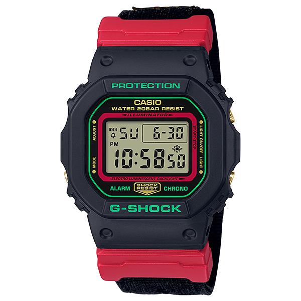 CASIO(カシオ) DW-5600THC-1JF G-SHOCK Throwback 1990s [クォーツ腕時計(メンズ)]
