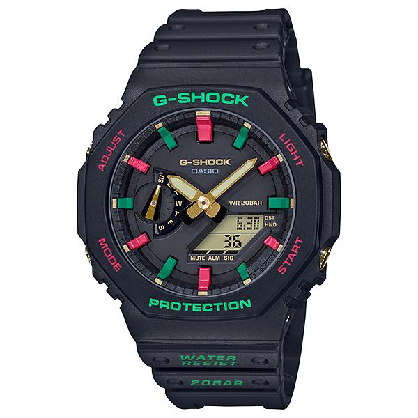 CASIO(カシオ) GA-2100TH-1AJF G-SHOCK Throwback 1990s [クォーツ腕時計(メンズ)]