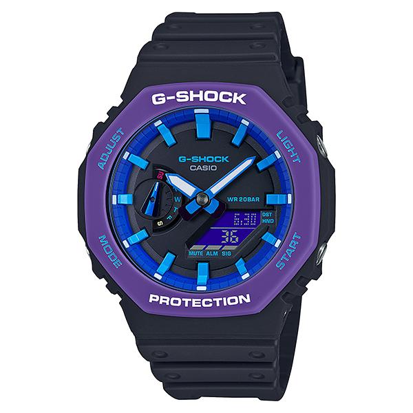 CASIO(カシオ) GA-2100THS-1AJR G-SHOCK Throwback 1990s [クォーツ腕時計(メンズ)]