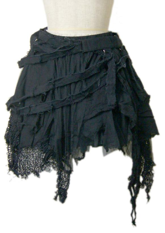 【ハロウィン】【パンク】【ゴスロリ】+G.L.P6805黒パンキッシュスカート