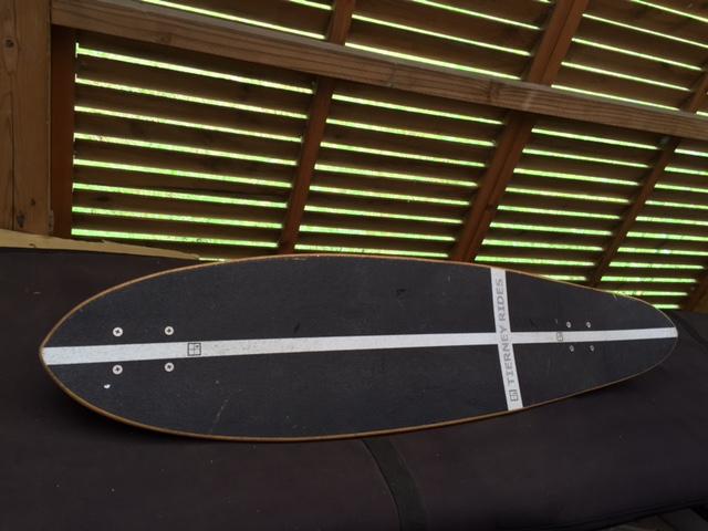 【Tボード】【スケートボード】NEW モデルT-002-42-U  コンプリートセット 中古品