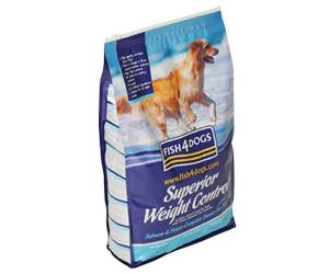 フィッシュ4ドッグ スーペリア ウェイトコントロール 6kg【fish4dog】【体重管理・避妊去勢】【ドッグフード/ペットフード/ドライフード/dog/犬】【10P05Nov16】